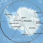Carte des revendications micronationales en Antarctique